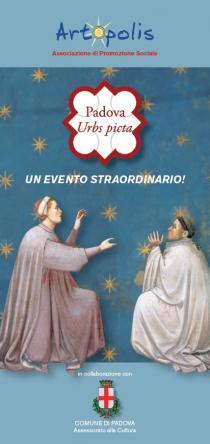 Padova Urbs Picta: un evento straordinario! Ciclo di incontri a cura dell'Associazione Artopolis
