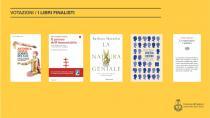 Premio Galileo 2021-Cinquina finalista