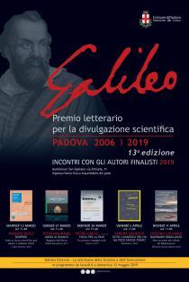 I finalisti del Premio Letterario Galileo 2019. Incontri con gli autori