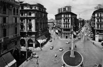 piazza Garibaldi nel 1960