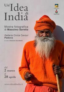 Un'idea di India. Mostra fotografica di Massimo Saretta