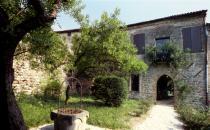 il brolo della Casa del Petrarca