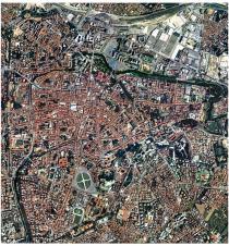 Padova dall'alto