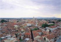 veduta di Padova