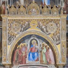 NOTTURNI D'ARTE 2017. Padova attraverso i secoli-Battistero del Duomo
