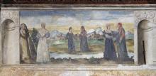 NOTTURNI D'ARTE 2017. Padova attraverso i secoli-Arquà Petrarca-stanza centrale