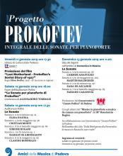 Progetto Prokofiev. Integrale delle sonate per pianoforte