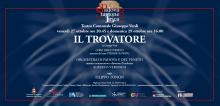 Il TROVATORE di G. Verdi. Stagione Lirica 2017