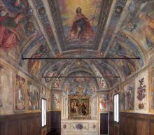 NOTTURNI D'ARTE 2017. Padova attraverso i secoli-Cappella dei Nodari