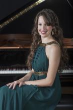 I concerti dell'AGIMUS di Padova. XXVI Stagione Concertistica Internazionale 2018-2019. Irina Vaterl