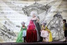 La Cenerentola di G. Rossini. Stagione Lirica 2018