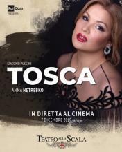Stagione Lirica in digitale. Programma Ia parte stagione 2019-2020-Tosca