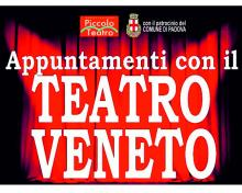 Appuntamenti con il Teatro Veneto 2019-XIV edizione
