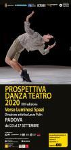 Prospettiva Danza Teatro 2020. Verso luminosi spazi