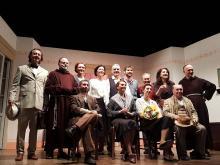 Appuntamenti con il Teatro Veneto 2019-XIV edizione-Quel piccolo campo