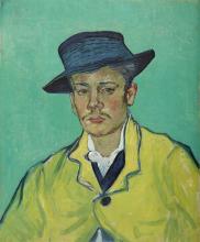 Ritratto di Marcelle Roulin all'età di 17 anni