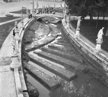 NOTTURNI D'ARTE 2017. Padova attraverso i secoli-Teatro romano in Prato della Valle