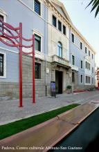 ingresso del Centro San Gaetano