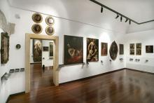 sala della collezione Capodilista