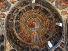 Battistero del Duomo, cupola
