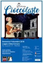 Cioccolarte dicembre 2018_locandina