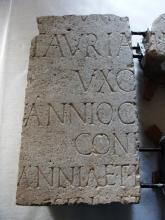 un frammento della stele