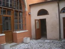 esterno di Casa Carmeli