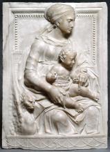 Madonna con il Bambino di Giovanni Duknovich detto Dalmata