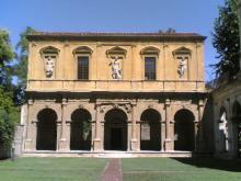 facciata della Loggia