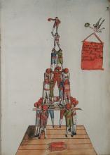 Un'immagine del manoscritto