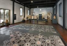 sala dei mosaici