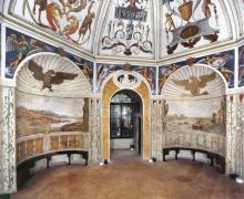 Sala ottogonale Odeo Cornaro