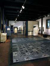 Sala romana o dei mosaici
