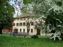esterno della biblioteca